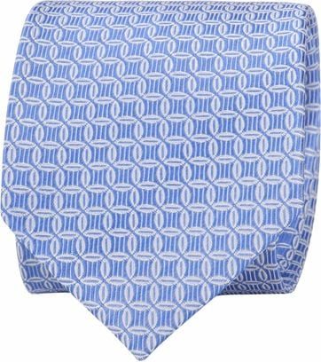 Suitable Progetto Tie Circle Blue