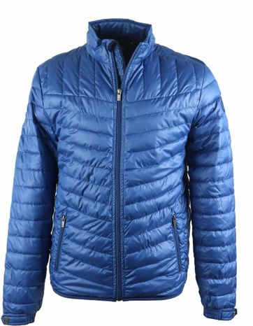 Suitable Puff Jacket Blue