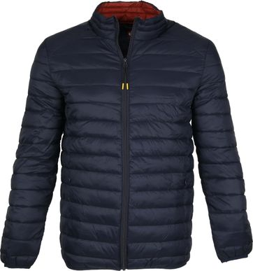Suitable Puff Jaff Jacke Dunkelblau