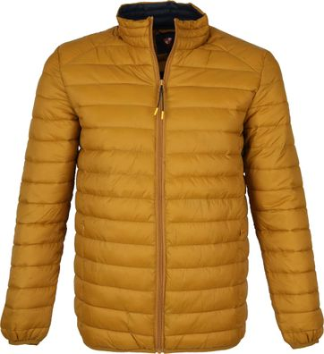 Suitable Puff Jaff Jacke Gelb