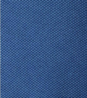 Detail Suitable Pull Ronde Hals Korrel Blauw