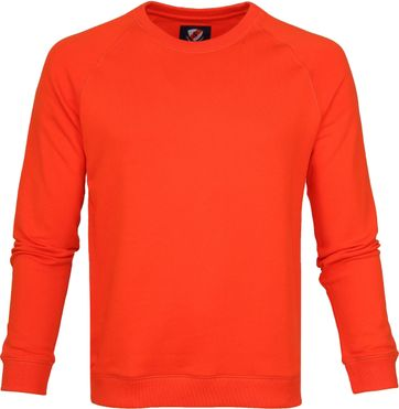 Suitable Pullover Bill Orange