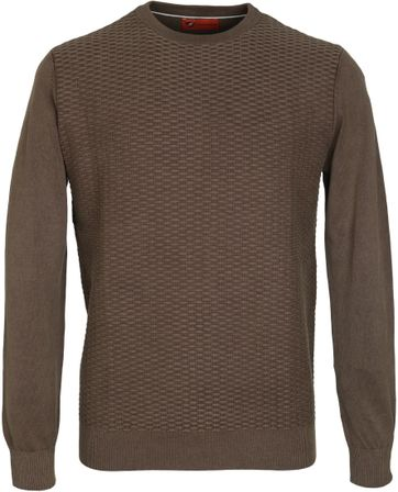Suitable Pullover Brown