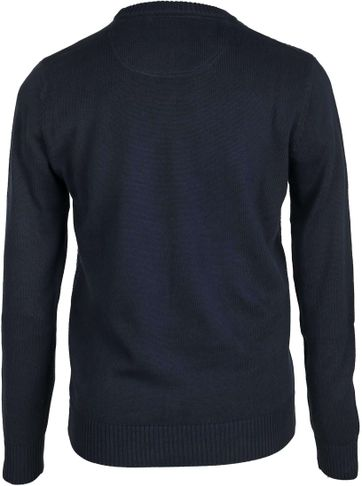 Detail Suitable Pullover Cable Navy