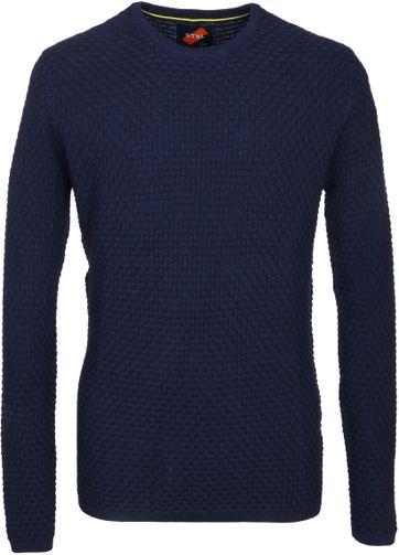 Suitable Pullover Coen Navy
