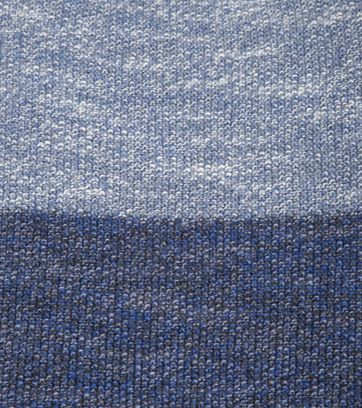 Suitable Pullover Colour Blocks Blau
