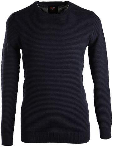 Suitable Pullover Guido Dunkelblau