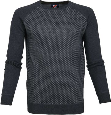 Suitable Pullover Harry Dark Grey