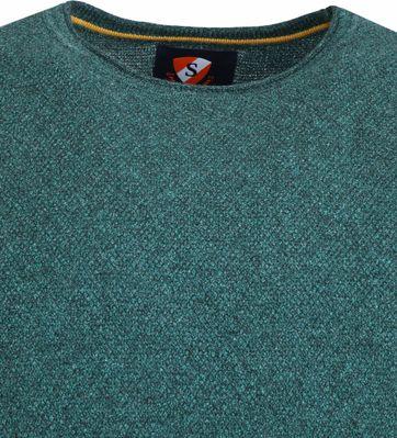 Suitable Pullover Hong Dunkelgrün