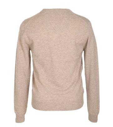 Detail Suitable Pullover Lamswol Beige