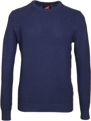 Suitable Pullover Owen Dunkelblau