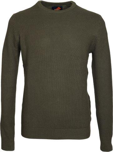 Suitable Pullover Owen Oliv