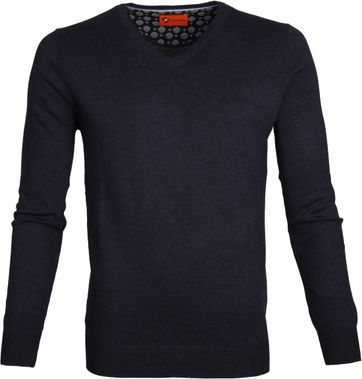 Suitable Pullover Vince Dunkelblau