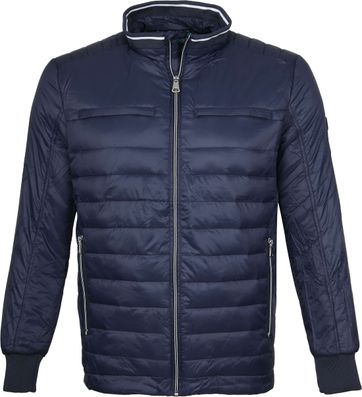 Suitable Reno Navy All Season Jacket