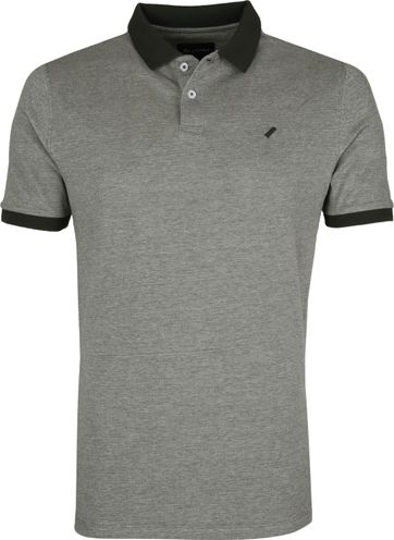 Suitable Respect Claas Polo Shirt Army