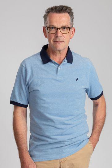 Suitable Respect Claas Polo Shirt Blue