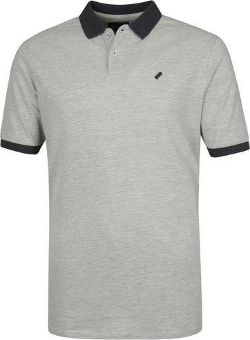 Suitable Respect Claas Polo Shirt Grey