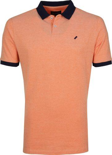 Suitable Respect Claas Polo Shirt Orange