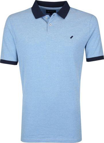 Suitable Respect Claas Poloshirt Blau