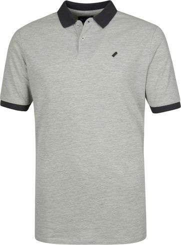 Suitable Respect Claas Poloshirt Grey