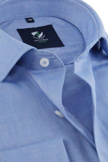 Suitable Respect Hemd Blau