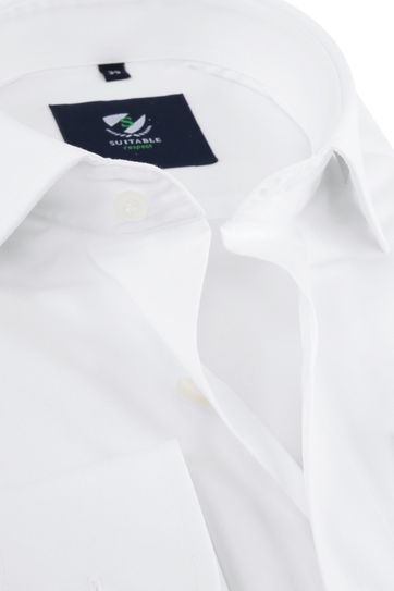 Suitable Respect Hemd Weiß