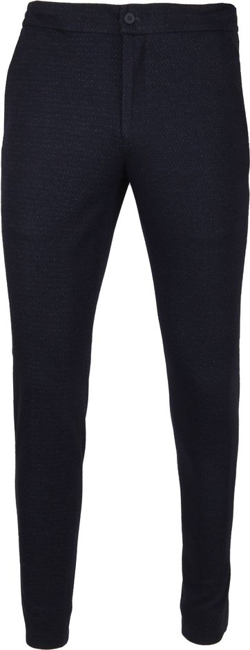 Suitable Respect Jog Trousers Dessin Navy