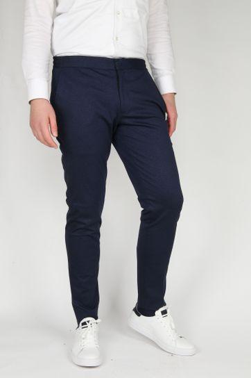 Suitable Respect Jog Trousers Dessin Navy