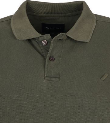Suitable Respect Pete Polo Dark green