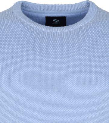 Suitable Respect Pullover Jean Light Blue