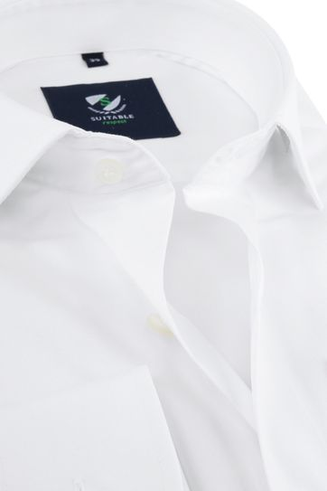 Suitable Respect Shirt White