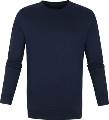 Suitable Respect Sweater Jerry Navy