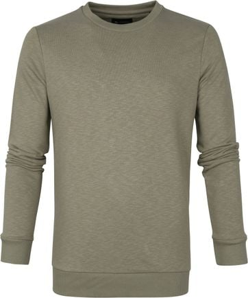 Suitable Respect Sweater Jerry Taupe