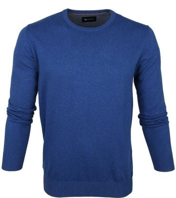 Suitable Respect Sweater Rince Blue