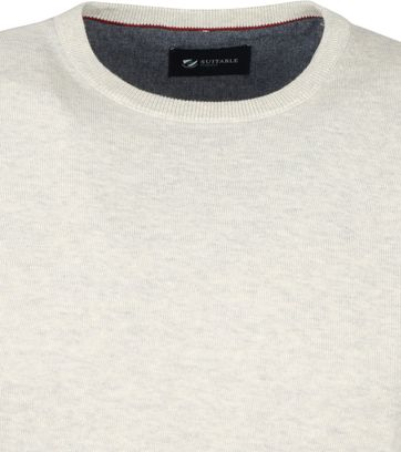 Suitable Respect Sweater Rince Grey