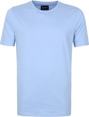 Suitable Respect T Shirt Jim Light Blue