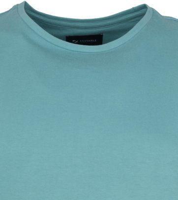 Suitable Respect T Shirt Jim Mint