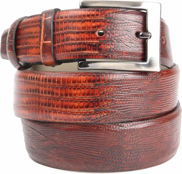 Suitable Riem Leer Cognac
