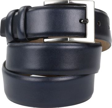 Suitable Riem Navy Grijs 318