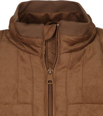 Suitable River Passetta Jacke Camel