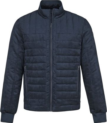 Suitable River Passetta Jacke Navy