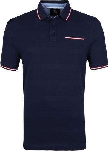 Suitable Rolf Poloshirt Dark Blue
