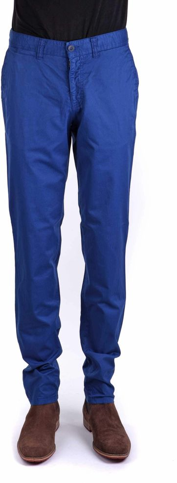 Suitable Royal Blue Chino Hose