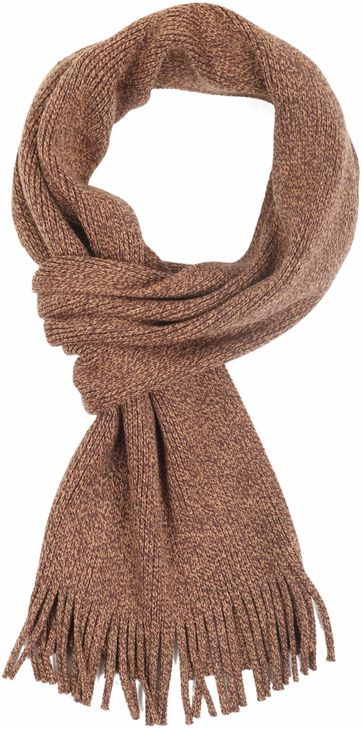 Suitable Scarf Brown 17-25