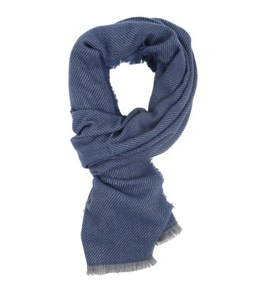 Suitable Scarf Navy 17-04