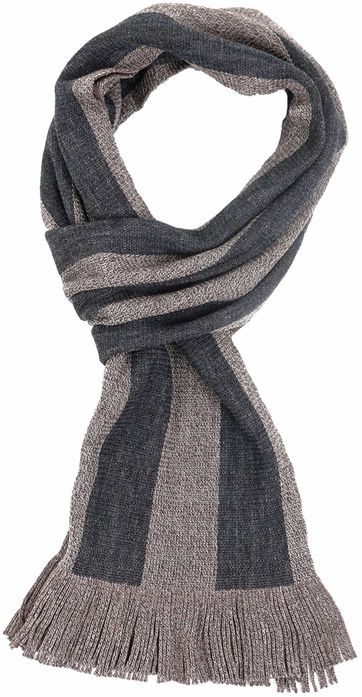 Suitable Scarf Striped 17-15