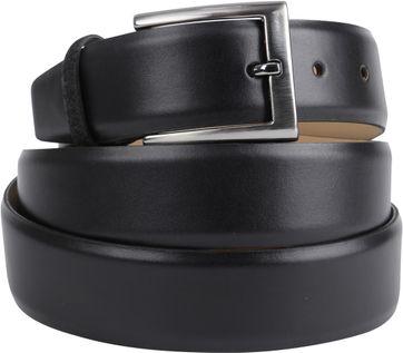 Suitable Schwarz Ledergürtel