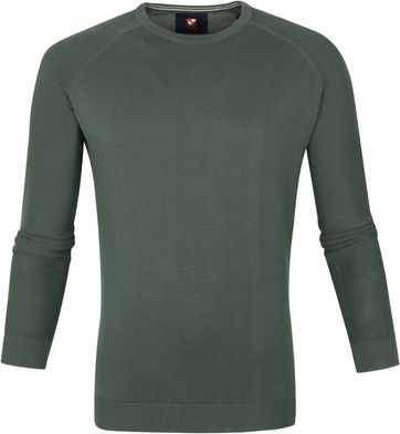 Suitable Scott Pullover Green