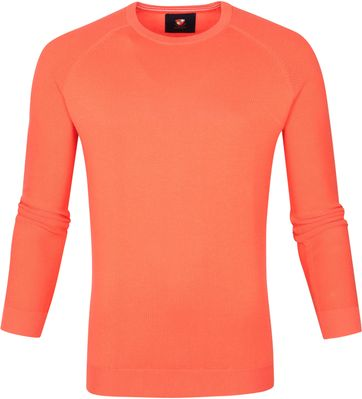 Suitable Scott Pullover Oranje