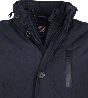 Suitable Seb Jacket Navy